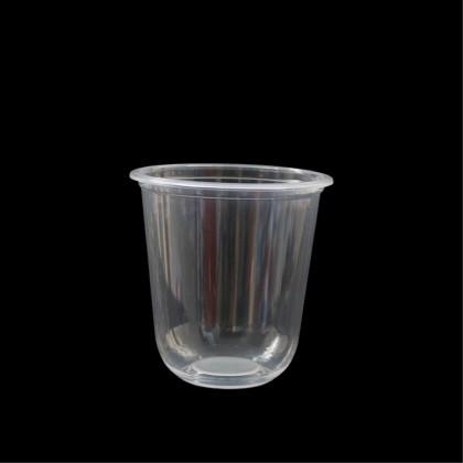 12oz U-Shape Cup without Lid (95MM) - PACK50/1000CTN (50'SX20PKT)