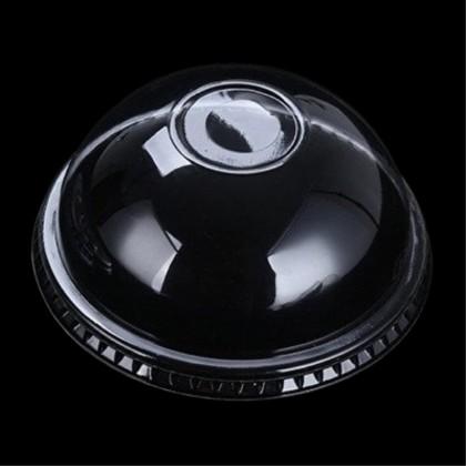 PP Cup U-Shape Dome Lid (95mm) - PACK50/CTN2000
