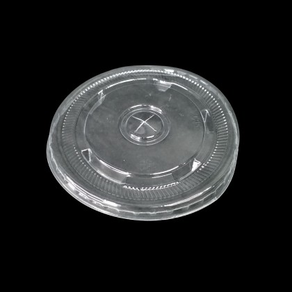 C95 OPS Flat Lid for Plastic Cold Cup - PACK100/CTN2000 (100PCS X 20PACK)